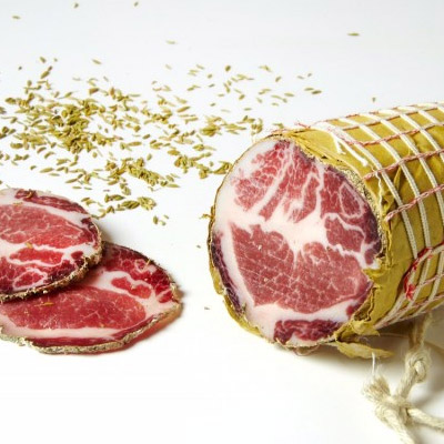Capocollo o coppa