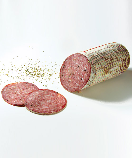 Finocchiona (Salami with fennel)