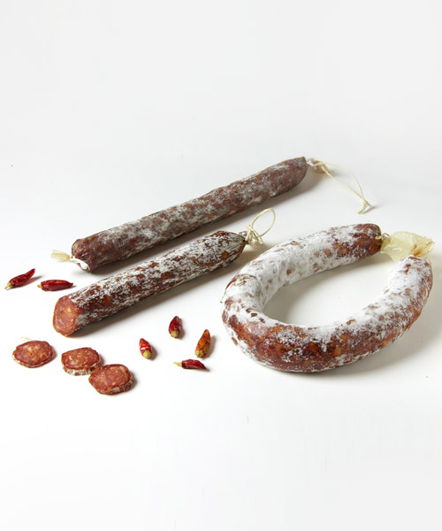 "Sweet or Spicy ""Salamella"""