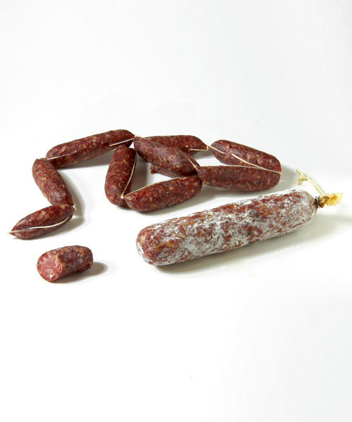 Wild Boar Salami And Cold Meats