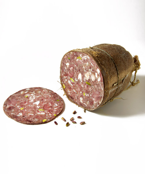Soppressata or Coppa